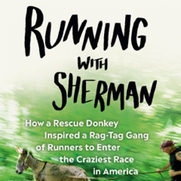 Book cover Running with Sherman