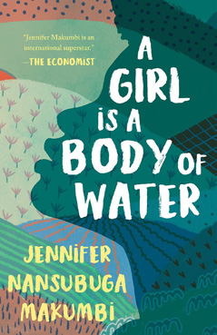 Cover of book A Girl is a Body of Water